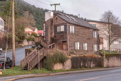 Ketchikan Single Family Home For Sale: 2725 Second Avenue