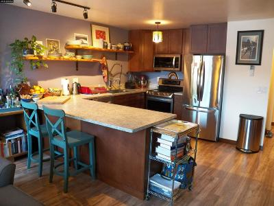 0, Haines Borough, Juneau Borough, Ketchikan Gateway Borough, Sitka Borough, Skagway Hoonah Angoon County, Wrangell Petersburg County, Yakutat Borough Condo/Townhouse For Sale: 3105 National Park Service Rd