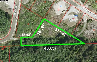 Ketchikan Residential Lots & Land For Sale: Lot 5 Marble Lane