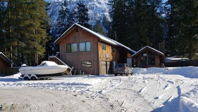 Juneau Borough Single Family Home For Sale: 8424 Steep Place