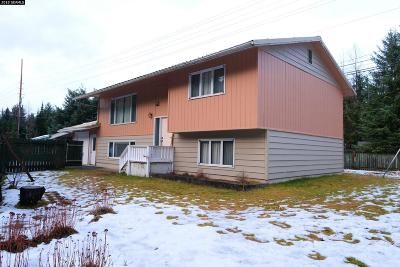 Juneau Multi Family Home For Sale: 4451 Dredge Lake Road