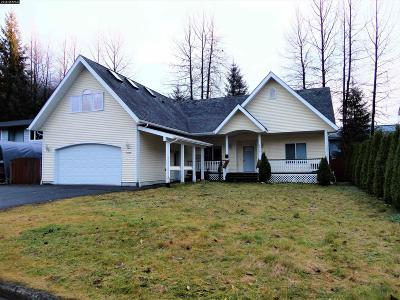 Juneau Single Family Home For Sale: 8534 Forest Lane