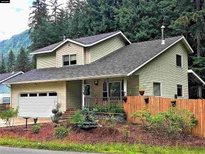 Juneau Single Family Home For Sale: 8821 Sasha Avenue