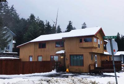 Juneau Single Family Home For Sale: 4462 Mountainside Drive
