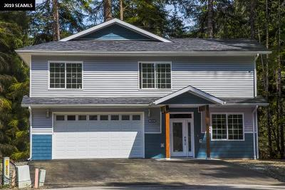 Juneau Single Family Home For Sale: Tongass Blvd.