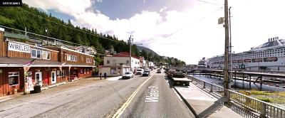 Ketchikan Commercial For Sale: 830-834 Water Street