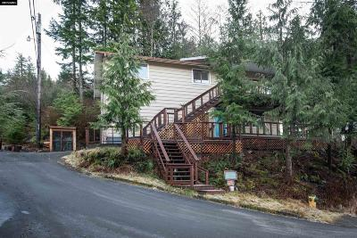 Ketchikan AK Single Family Home For Sale: $360,000
