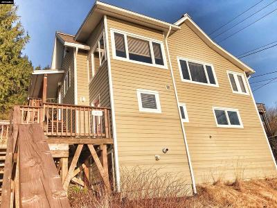 Ketchikan AK Single Family Home For Sale: $309,000