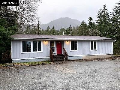 Ketchikan Gateway Borough Single Family Home For Sale: 3219 Tide Avenue