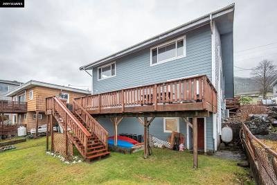 Ketchikan AK Single Family Home For Sale: $397,500