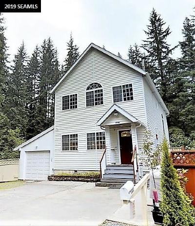 jun Single Family Home For Sale: 3001 Tongass Blvd.