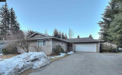 jun Single Family Home For Sale: 3171 Tongass Blvd.