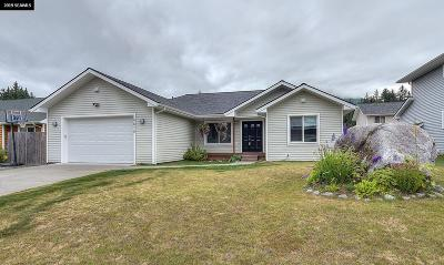 Juneau Borough Single Family Home For Sale: 9870 Lone Wolf Drive