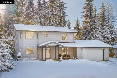 Juneau Borough Single Family Home For Sale: 9127 Wolfram Way