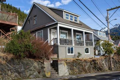 Ketchikan Single Family Home For Sale: 1234 Water Street