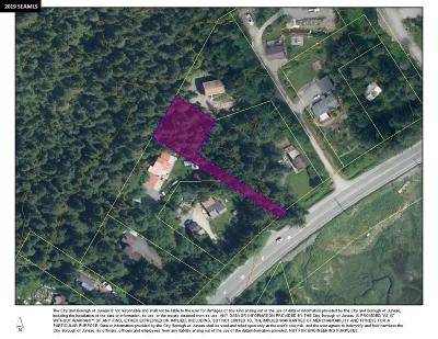 Juneau Residential Lots & Land For Sale: Glacier Highway