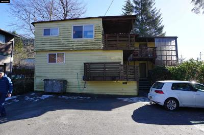Ketchikan Multi Family Home For Sale: 714 Chatham Avenue