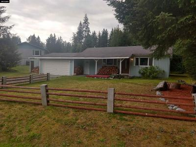 Juneau Borough Single Family Home For Sale: 8303 Valley Avenue