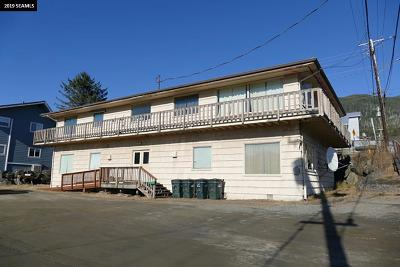 Ketchikan Multi Family Home For Sale: 3303-3307 First Street