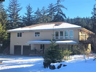 Juneau AK Single Family Home For Sale: $835,000