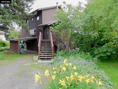 0, Haines Borough, Juneau Borough, Ketchikan Gateway Borough, Sitka Borough, Skagway Hoonah Angoon County, Wrangell Petersburg County, Yakutat Borough Single Family Home For Sale: 2295 Meadow Lane
