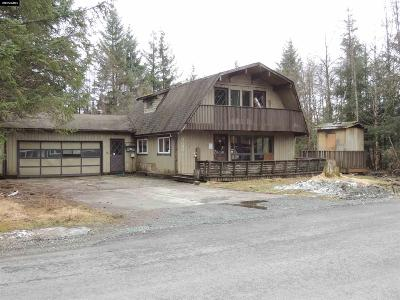 Juneau AK Single Family Home For Sale: $114,900