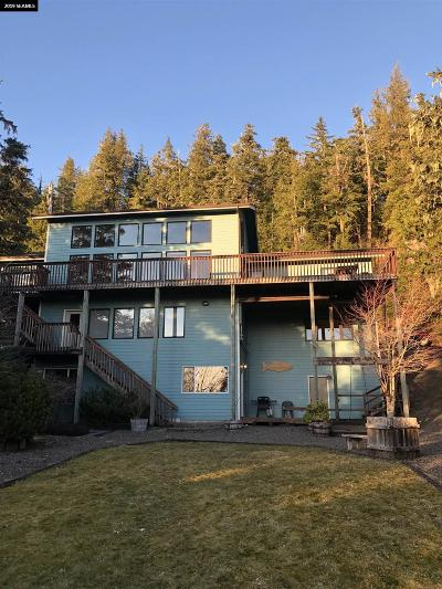 Ketchikan Gateway Borough Single Family Home Take Back Ups: 362 Gold Road