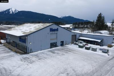 Juneau Borough Commercial For Sale: 5245 Glacier Highway