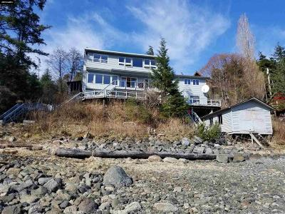 0, Haines Borough, Juneau Borough, Ketchikan Gateway Borough, Sitka Borough, Skagway Hoonah Angoon County, Wrangell Petersburg County, Yakutat Borough Single Family Home For Sale: 14275 Otter Way