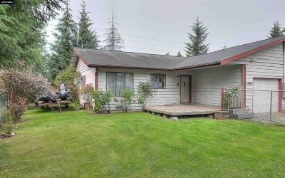 Juneau Borough Single Family Home For Sale: 5955 Montgomery Street