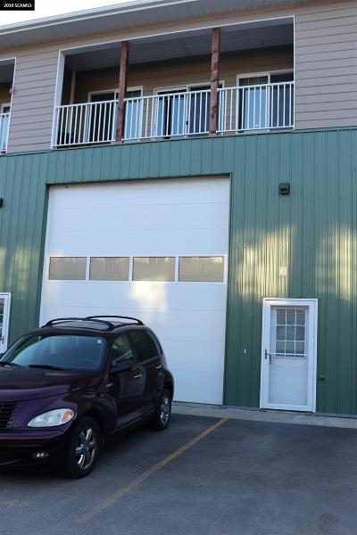 Juneau Borough Condo/Townhouse For Sale: 2035 Jordan Avenue