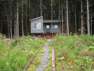 Juneau Single Family Home For Sale: Nhn Remote Recreational