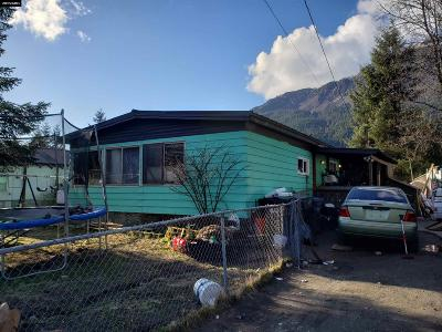 Juneau Borough Mobile Home For Sale: 1981 Lemon Creek Road