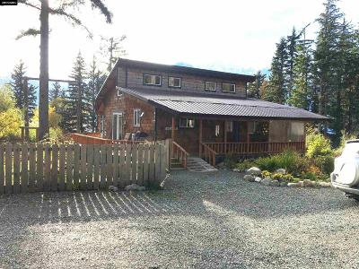 Haines Single Family Home For Sale: 615 Mud Bay Road