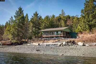 Ketchikan Gateway Borough Single Family Home For Sale: 2556 E Tongass Narrows
