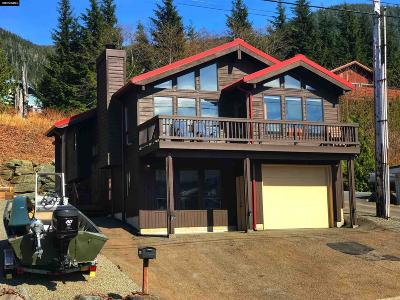 Ketchikan Gateway Borough Single Family Home For Sale: 3442 Denali Avenue