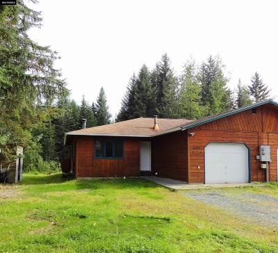 Juneau Borough Single Family Home For Sale: 1133 Slim Williams Way