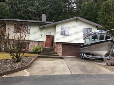 Juneau Single Family Home For Sale: 3865 Seaview Avenue