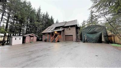 Juneau Single Family Home For Sale: 6911 Sunny Drive