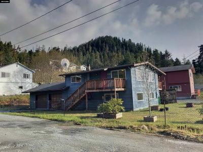 Sitka AK Single Family Home For Sale: $399,000