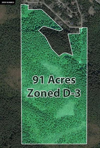 Douglas Residential Lots & Land For Sale: Nhn North Douglas Hwy.