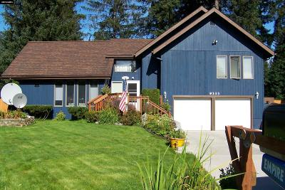 Juneau Single Family Home For Sale: 9333 Northland Street