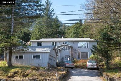 Juneau Single Family Home Back On Market: 3111 Douglas Highway