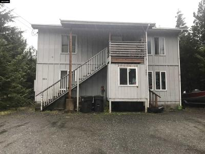 Ketchikan Multi Family Home For Sale: 924 Nordstrom Drive