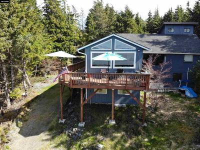 Ketchikan Gateway Borough Single Family Home For Sale: 56 Earl Hines Lane