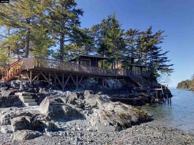Sitka AK Single Family Home For Sale: $200,000
