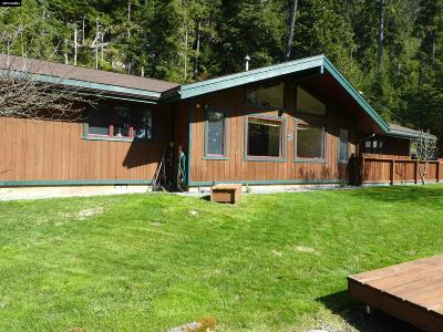 Juneau Single Family Home For Sale: 19280 N Randall Road