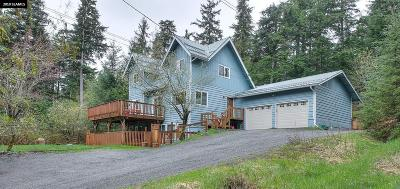 Juneau Single Family Home For Sale: 1300 Mendenhall Peninsula Rd