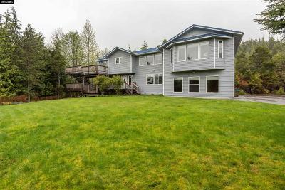 Ketchikan Single Family Home For Sale: 2299 Oyster Avenue
