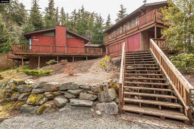 Ketchikan Single Family Home For Sale: 6065 South Tongass Highway